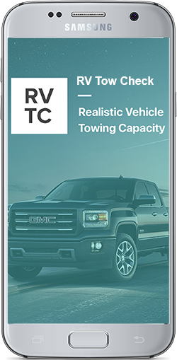 RV Tow Check App Image
